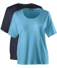 Catamaran Damen Set: Kurzarm-Shirt in herrlich angenehmer Wohlfühl-Qualität (2 Stck.) farb-set 36/38,40/42,44/46,48/50,52/54
