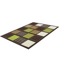 Teppich Trend Teppiche BLOCKS-502211 TREND TEPPICHE braun 2 (B/L: 80x150 cm),3 (B/L: 120x170 cm),4 (B/L: 160x225 cm),7 (B/L: 235x320 cm)