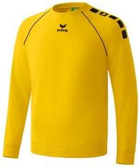ERIMA ERIMA 5-CUBES Basic Sweatshirt Herren gelb L (52),M (48/50),S (46),XL (54),XXL (56/58),XXXL (60/62)