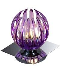 Halogen-Tischlampe Touch me in zwei Farben TRIO LEUCHTEN lila