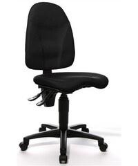 TOPSTAR Bürostuhl Point 40 in 6 Farben schwarz