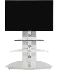 Cuuba By Jahnke TV-Ständer CU-MR 90 LCD Höhe 120 cm JAHNKE weiß