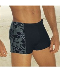 S.OLIVER RED LABEL Boxer-Badehose RED LABEL Beachwear schwarz 4,5,6,7,8,9