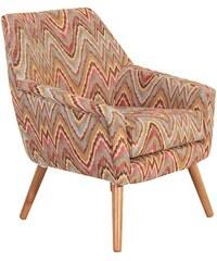 Stuhlsessel Alan im Retrolook MAX WINZER 15 (=Retro-Design natur)