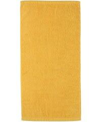 Handtücher Cawö Lifestyle Uni aus 100% Baumwolle CAWÖ orange 2xHandtücher 50x100 cm