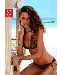 Triangel-Bikini JETTE braun 32,34,36,38,40