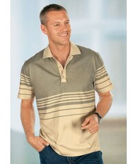 Baur Poloshirt in Single-Jersey-Qualität natur 44/46,48/50,52/54,56/58,60/62