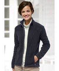 HAJO Fleece-Jacke aus bewährtem Micro-Klima-Fleece schwarz 36,38,40,42,44,46,48,50,52,54