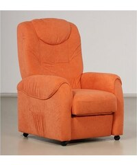 SIT&MORE Fernsehsessel orange apricot