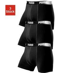 Puma Boxer (3 Stück) sportliche Retro Pants schwarz L(6),M(5),S(4),XL(7)