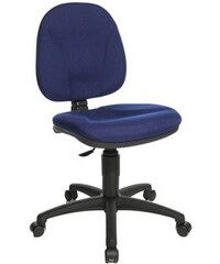 Bürostuhl Home Chair 40 HP40 in 2 Farben TOPSTAR blau