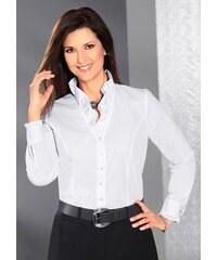 CLASSIC Damen Classic Bluse weiß 38,40,42,44,46,48,50,52,54