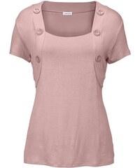 Damen Shirt mit Bolero-Optik Lascana lila 32/34,36/38,40/42,44/46