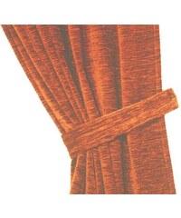 Wirth Raffhalter Stavanger 234 g/m² (2 Stück) orange 1 (H/B: 2x6/60 cm),2 (H/B: 2x6/100 cm)