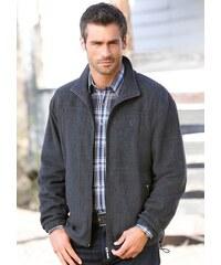 HAJO Fleece-Jacke in Stay fresh Qualität grau 44/46,48/50,52/54,56/58,60/62