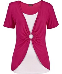Damen Shirt Lascana rot 32/34,36/38,40/42,44/46,48/50