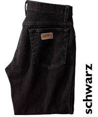 Stretch-Jeans Texas Wrangler schwarz 31,32,33,34,36,38,40