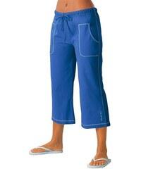 H.I.S Caprihose mit geradem Bein blau 36/38,40/42,44/46,48/50,52/54,56/58
