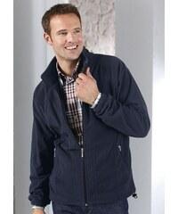 Fleece-Jacke in Stay fresh Qualität HAJO blau 44/46,48/50,52/54,56/58,60/62