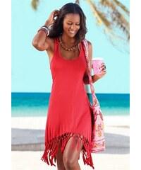 Beachtime Damen Longshirt rot 32/34,36/38,40/42,44/46,48/50,52/54