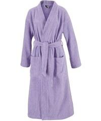 Egeria Unisex-Bademantel Topas in Kimonoform lila L,M,S,XL