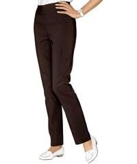 Damen Classic Basics Hose in formstabiler Stretch-Qualität CLASSIC BASICS braun 185,195,205,215,225,235,245,255