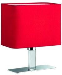 LED-Tischlampe Höhe 22,5 cm TRIO LEUCHTEN rot