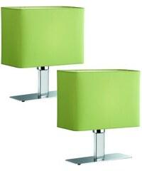 TRIO LEUCHTEN LED-Tischlampe grün