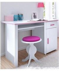 Schreibtisch Biotiful PARISOT rosa