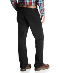 PIONIER JEANS & CASUALS Stretch-Jeans Peter schwarz 48,50,52,54,56,58,60,62,64,66