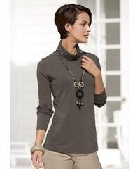 Damen Collection L. Shirt in PURE WEAR-Qualität COLLECTION L. braun 36,38,40,42,44,46,48,50,52,54