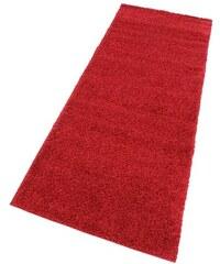 Hochflor-Läufer Bodrum Höhe 30 mm gewebt MY HOME rot 11 (B/L: 67x230 cm),13 (B/L: 90x250 cm)