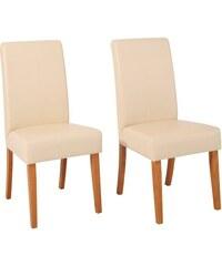 Stühle stuhlparade (2 Stck.) HOME AFFAIRE weiß