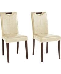 HOME AFFAIRE Stuhl stuhlparade (2 Stück) creme