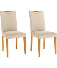 Stuhl stuhlparade (2 Stück) HOME AFFAIRE creme