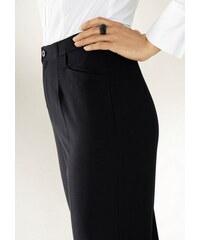 OLNETEX Damen Olnetex Hose mit unsichtbarer elastischer Einlage schwarz 38,40,42,44,46,48,50,52,54