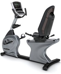 Vision Fitness Halbliege Ergometer 3 Konsolenvarianten wählbar R40i Konsole 1 = Classic,Konsole 2 = Touch,Konsole 3 = Elegant