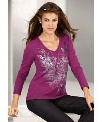Ambria Damen Shirt mit Druckmotiv rosa 36,38,40,42,44,46,48,50