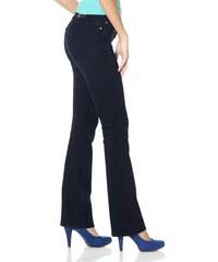 Arizona Damen Bootcut-Jeans Super-Stretch blau 34,36,38,40,42,44,46,48