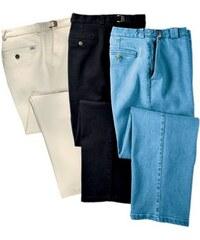 Autofahrer-Jeans Baur schwarz 24,25,26,27,28,29,30,31