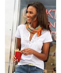 Damen T-Shirt Boysen's weiß 32,34 (XS),36,38 (S),40,42 (M),44,46 (L),48 (XL)