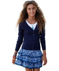 Strickjacke CFL blau 128/134,140/146,152/158,164/170,176/182