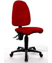 Bürostuhl Point 40 in 6 Farben TOPSTAR rot