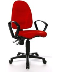 TOPSTAR Bürostuhl Point 40 in 6 Farben rot