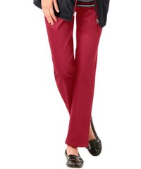 Damen Classic Basics Jeans mit seitlichem Dehnbund CLASSIC BASICS rot 195,205,215,225,235,245,255,265,275,285
