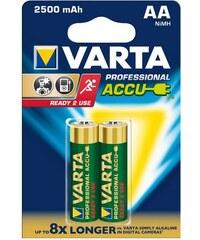 Varta Akku Professional Accu Mignon / AA / R6 (2 Stck.)