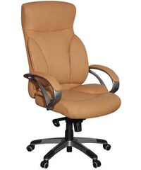 AMSTYLE Amstyle Chefsessel Berlin braun