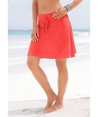 Beachtime Damen Jerseyrock rot 34,36,38,40,42,44,46