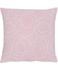 APELT Kissenhüllen 4195 Pique Uni (1 Stück) rosa 1 (40x40 cm),2 (49x49 cm)