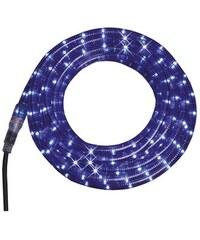 Baur Lichterschlauch blau